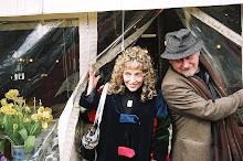 Karl Horst Hödicke & wife flipbook