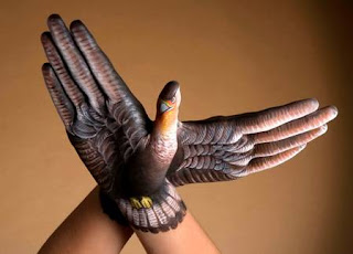 images of handpaintings