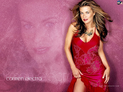 Carmen Electra Wallpapers