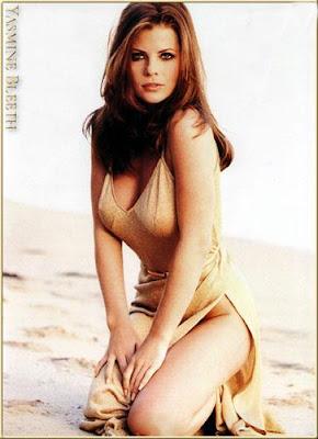 Yasmine Bleeth Bikini