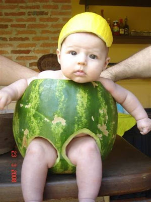 Images Of Water Melon Baby
