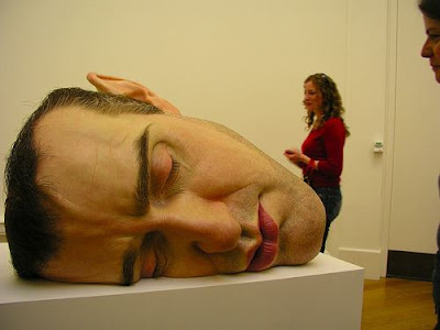 Cute Face Sculptures