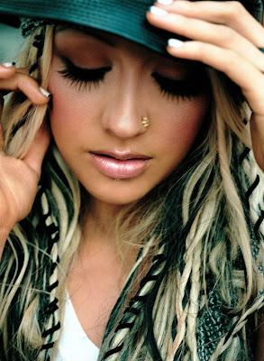 Christina Aguilera Latest Pics