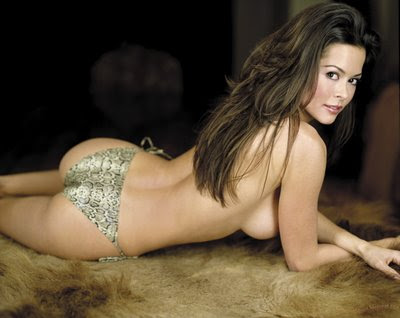 Brooke Burke In Swimsuit