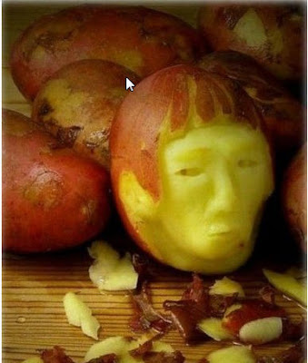 Funny and Unusual Vegetable Photos