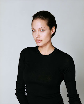 Black And White Photos Gallery Angelina Jolie