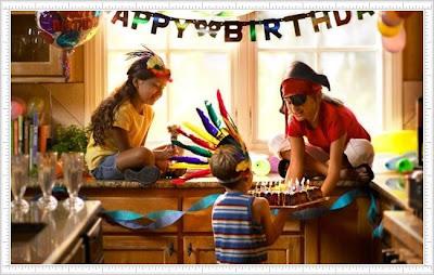 Happy Birthday Celebration Photos