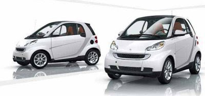 How many miles per gallon do you get with a smart car