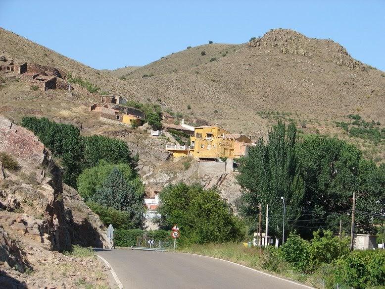 Mis rutas de senderismo flaca y btt paseos desde hu rmeda yacimiento de bilbilis 12 06 09 - Casa rural huermeda ...