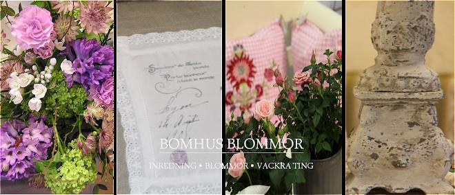Bomhus Blommor