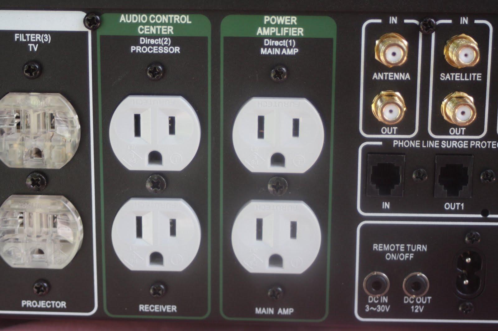 american power socket
