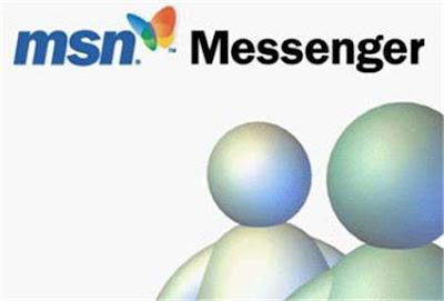 msn messenger MESSAGE SANS NOM