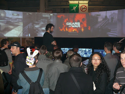mgs08 ambiance 13 Micromania game show pour les oreilles