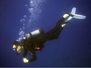plongeur Temoignage barotraumatisme