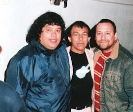 Junto al Raton de Los Lamas y Marcos Khoury