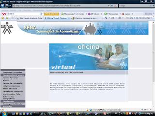 Ingles sena ingles para todos los colombianos for Oficina virtual jccm