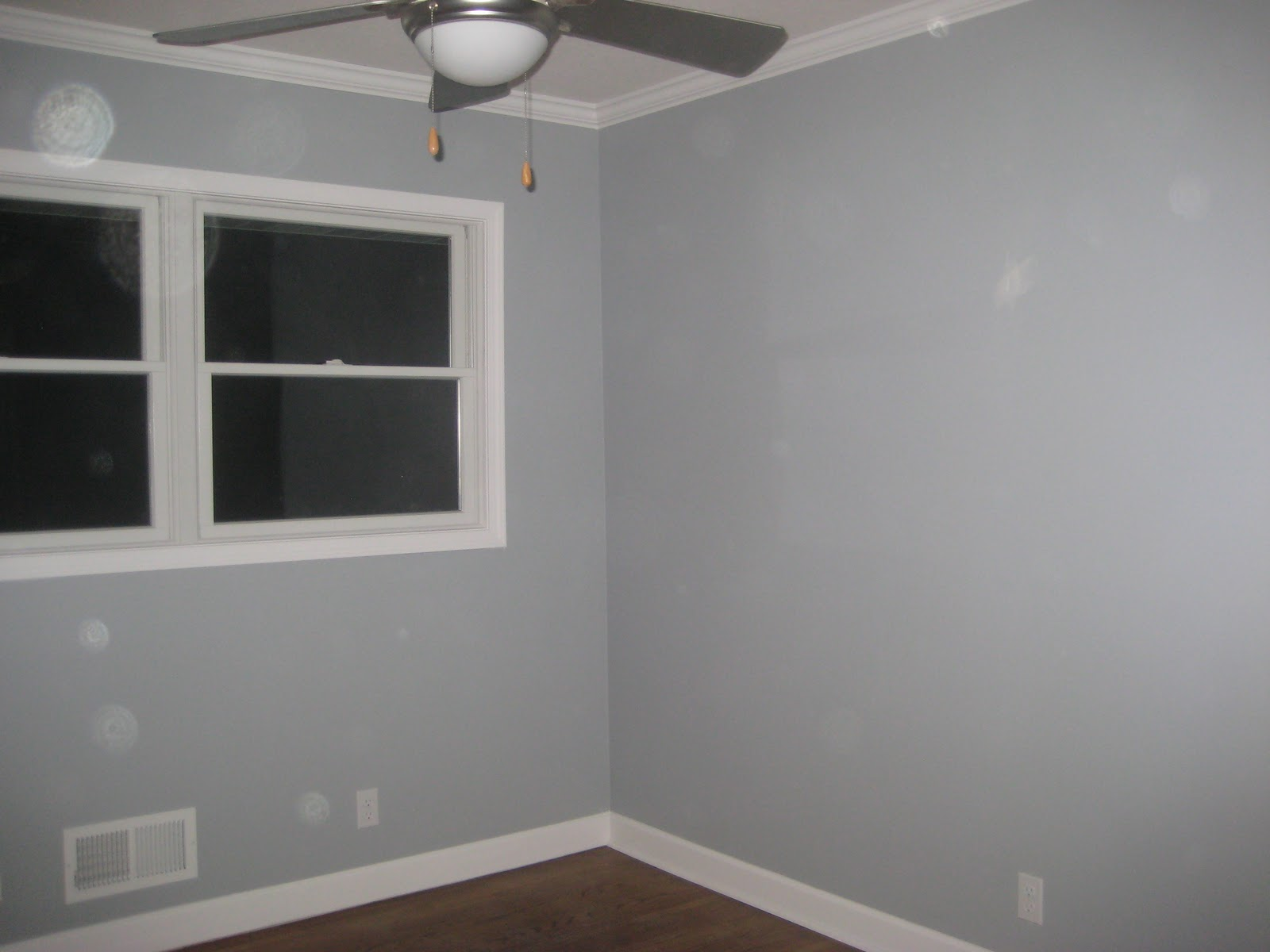 Monorail silver by sherwin williams inspiration for new for Sherwin williams silver paint colors