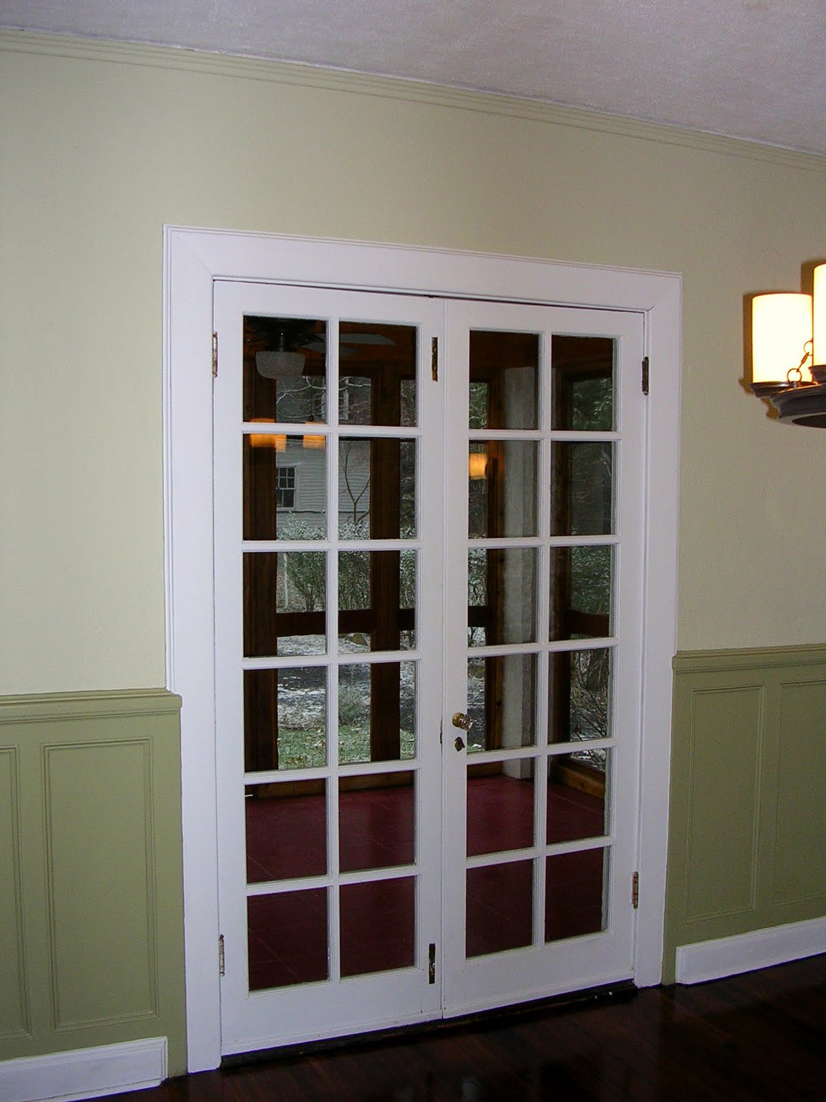 unique wood french closet doors | Roselawnlutheran