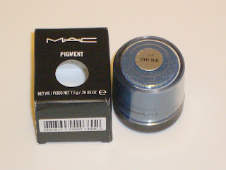 MAC Pigment Eye shadow Color - Bottom View