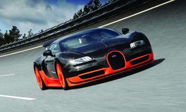 Bugatti Veyron 2011. 2011 Bugatti Veyron Super