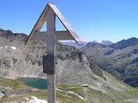 Vue depuis le sommet de la Bachlenkenkopf