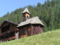 Chapelle au-dessus de Kals