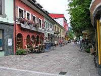 Rue principale à Schladming