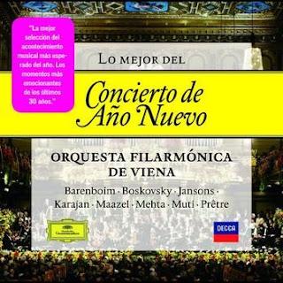Orquesta Sinfonica De Viena - 2009 - Lo Mejor del Concierto de Año Nuevo