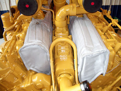 Caterpillar 3500 Family Engine