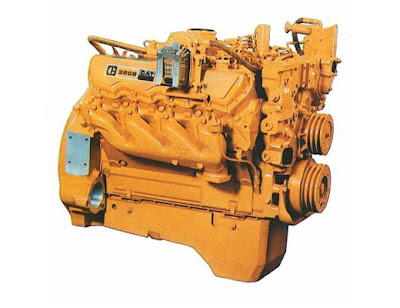 Caterpillar 3208 Diesel Engine