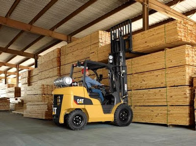 Used CAT Forklifts