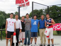 Año 2010 - XVII Torneo 3x3 Gijón