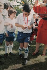 Año 1986-1994- Su primeros pasos