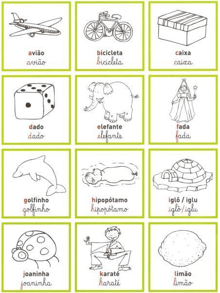 Atividade alfabeto para colorir | Desenhos manga e realista art no ...