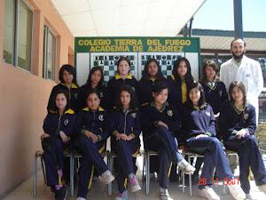 6º Verde Damas (Generacion_2007)