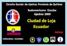 Sudamericano de ajedrez 2009