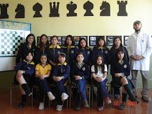 5º Verde Damas (Generacion 2008)