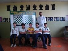 6º Amarillo Varones (Generacion 2008)