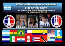 PANAMERICANO DE AJEDREZ 2009