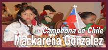 INGRESA A LA PAGINA WEB DE MACKARENA GONZALEZ, CAMPEONA DE CHILE SUB 8