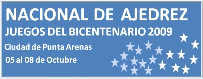 JUEGOS DEL BICENTENARIO Nacional de Ajedrez 2009