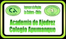Academia de Ajedrez Colegio Apumanque, La Calera