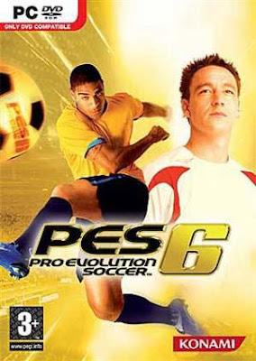 Pro Evolution Soccers 6 img