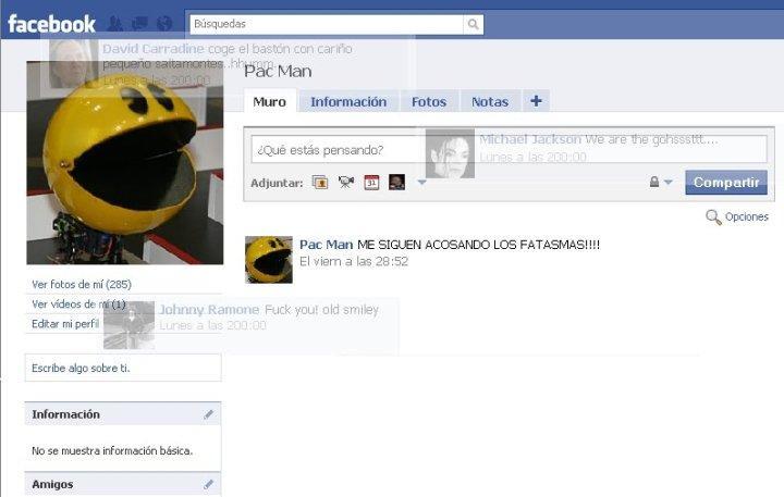 Todo informacion: Cosas graciosas que se ven y se leen en Facebook