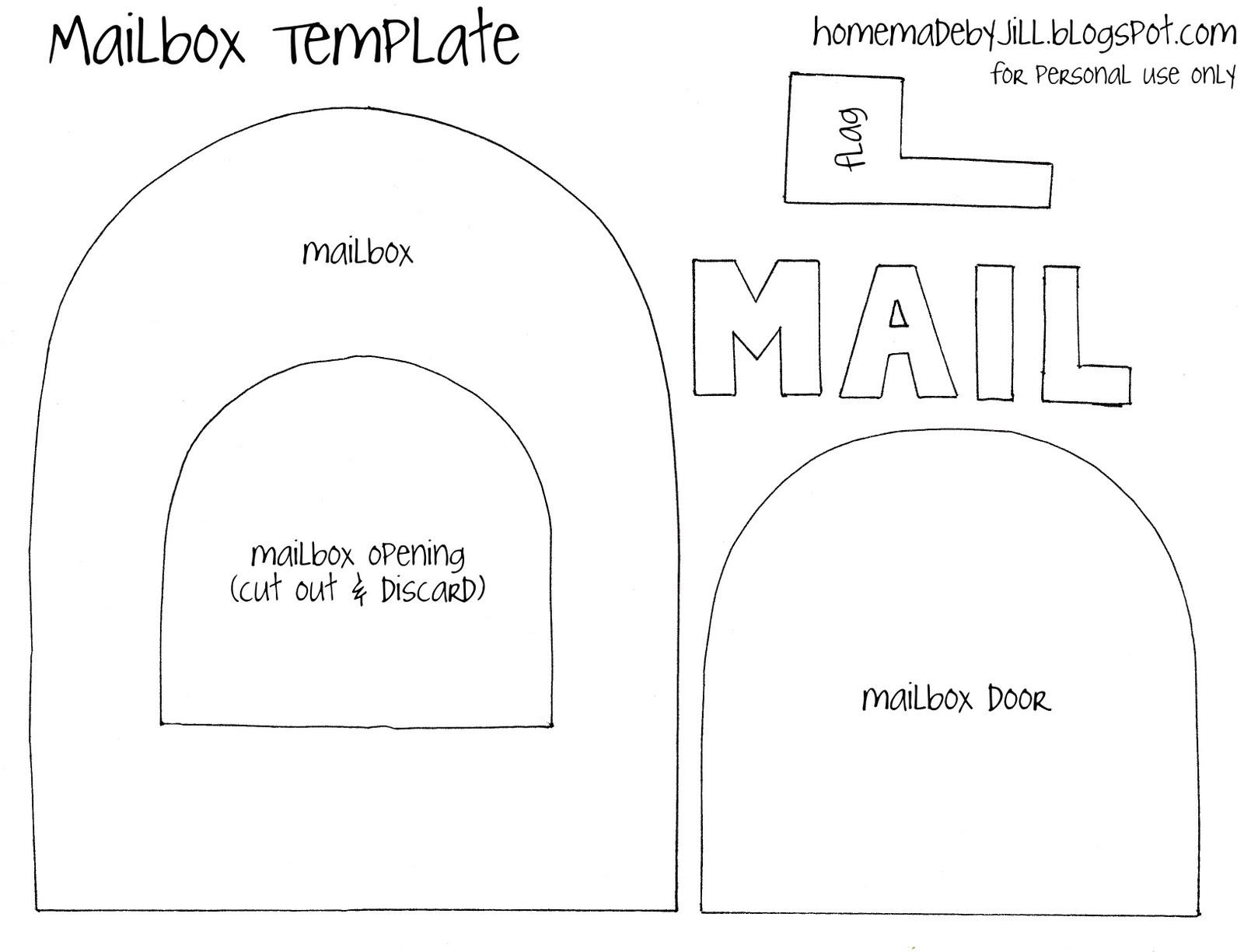 homemade by jill: Templates & Printables