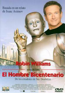 El Hombre Bicentenario – DVDRIP LATINO