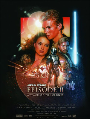 Star Wars 2 dvdrip latino