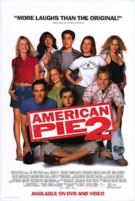 American Pie 2: La Segunda vez es Mejor – DVDRIP LATINO