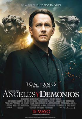 Angeles y Demonios – DVDRIP LATINO