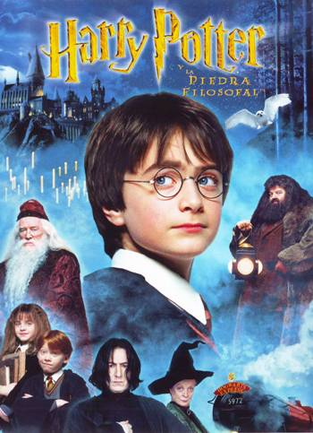 Harry Potter y la piedra filosofal / Harry Potter and the Sorcerers Stone (2001)